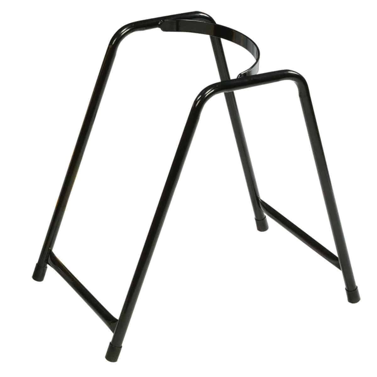 Deluxe Arched Metal Golf Bag Stand