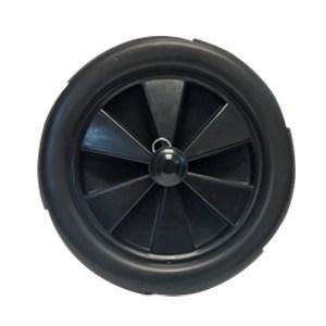 Guiding Wheel for Golf Ball Blower System by Range Servant