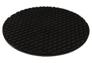 18 Inch Rubber Base Plate