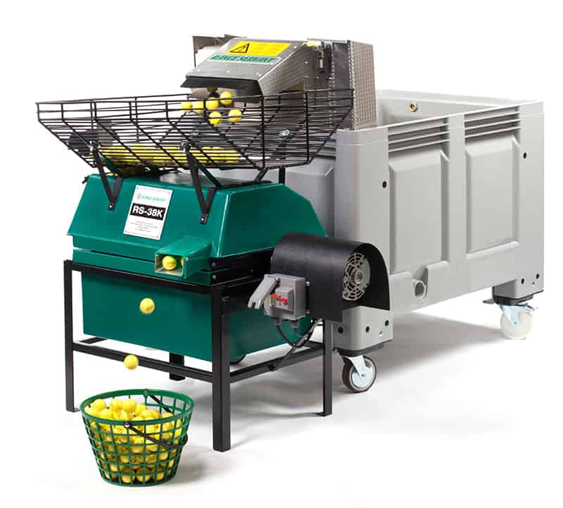 Rs 38k Range Ball Washer Range Servant America
