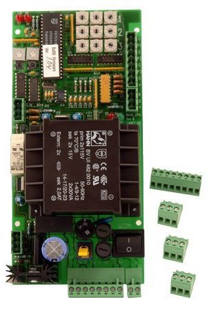 BA 99 Circuit Board