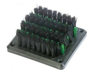 Golf Shoe Brush Bracket Replacement Base Brush