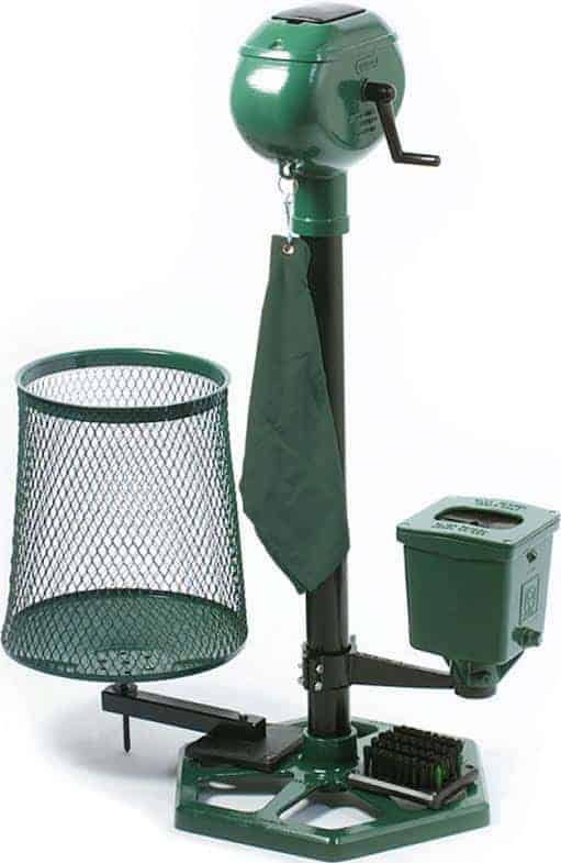 Ball Washer with Basket Combo Stand