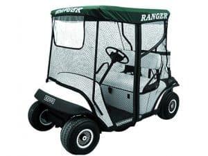 Golf Cart Protector on a golf cart