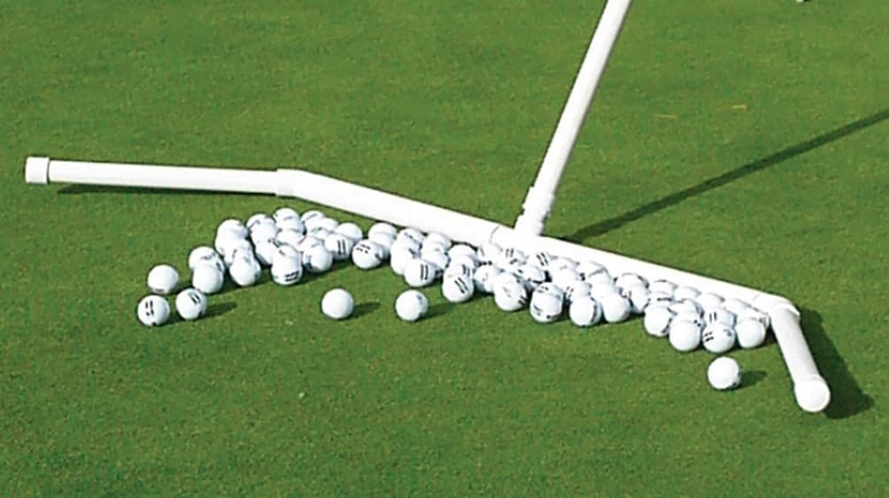 Practice Green Ball Rake