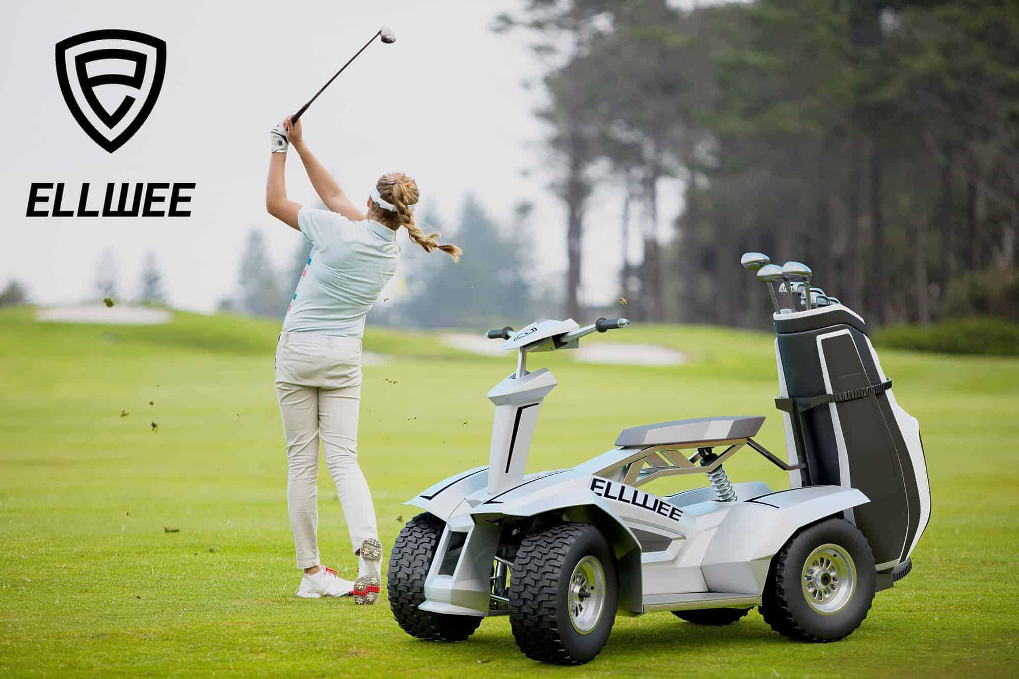 Ellwee Golf Cart Range Servant America