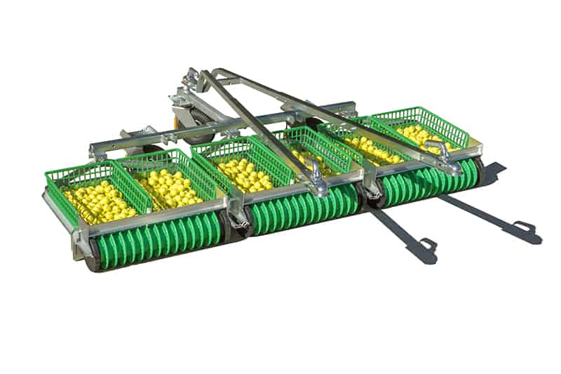 Heavy Duty 3 Gang Golf Ball Picker
