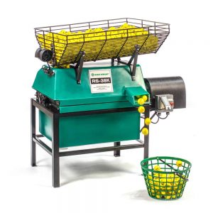 Golf Range Ball Washer RS-38K Cleaning Balls