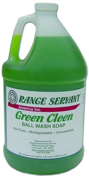 Ball Wash Solution