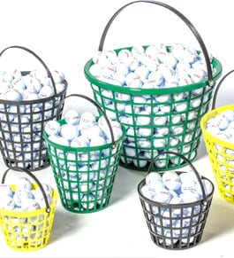 Golf Ball Baskets