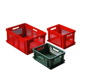 Range Ball Crates