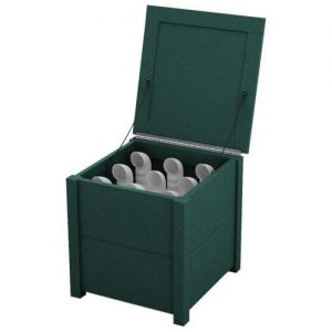 Divot Bottle Storage Box