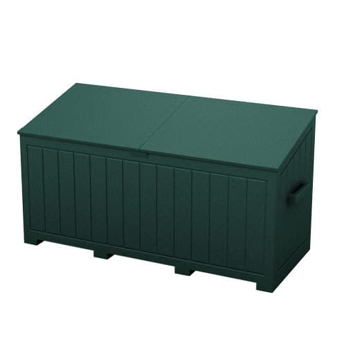Extra Large Green Golf Course Storage Box