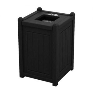 Black Square Golf Club Washer