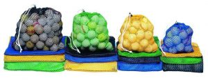 Mesh Range Ball Bags