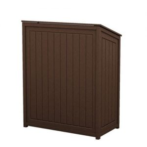 Medium Brown Starter Podium for Golf Course