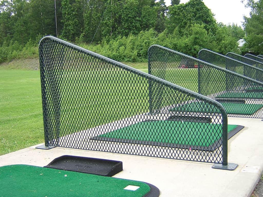 Heavy Duty Golf Tee Dividers Range Servant America