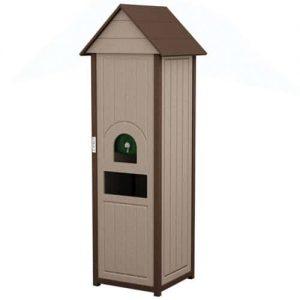 Water Cooler Enclosure Station