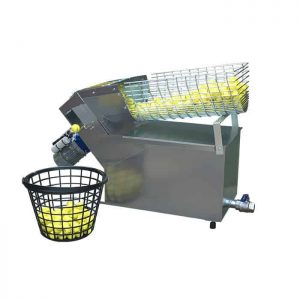 Range Ball Washer Revo 20K with 700 Golf Balls in Hopper