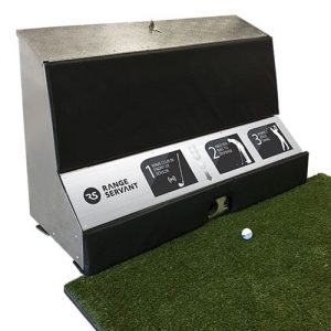 Tee Box Bay Dispenser