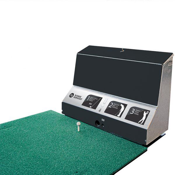 Tee Box Bay Dispenser - By Range Servant America