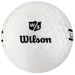 Wilson Premium Range - Limited Flight Golf Ball