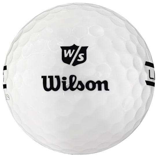 Wilson Premium Range - Limited Flight Golf Ball
